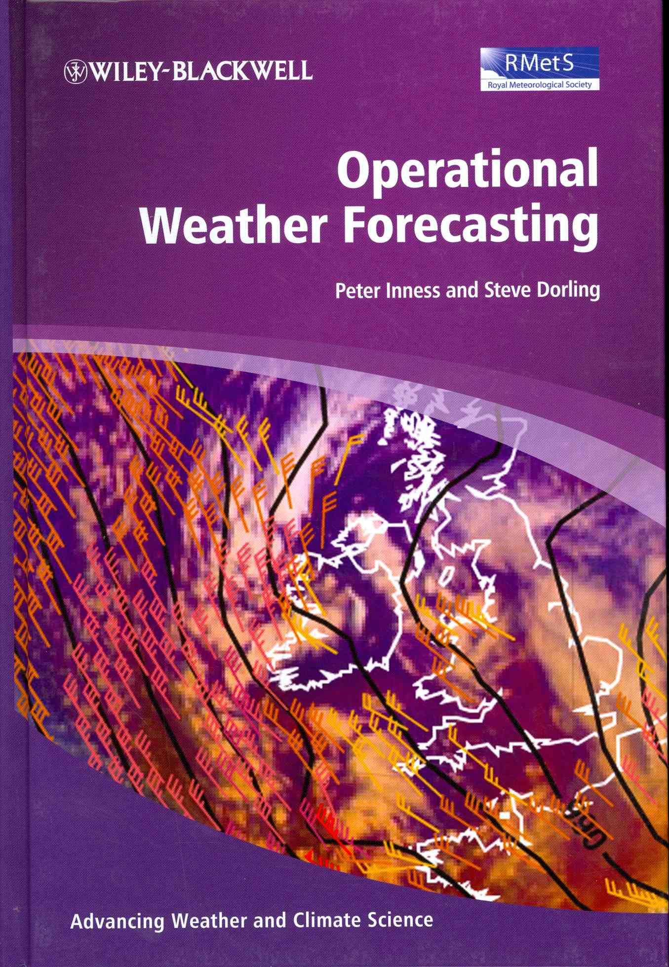 Operational Weather Forecasting By Inness, Peter Michael/ Dorling, Steve